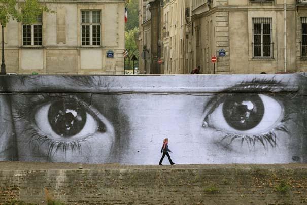 Εκπληκτικά δείγματα τέχνης του δρόμου απ' όλο τον κόσμο (25)
