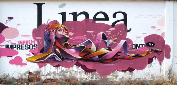 Εκπληκτικά δείγματα τέχνης του δρόμου απ' όλο τον κόσμο (26)