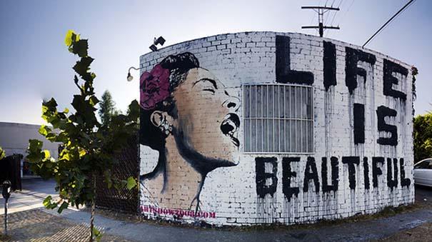 Εκπληκτικά δείγματα τέχνης του δρόμου απ' όλο τον κόσμο (28)