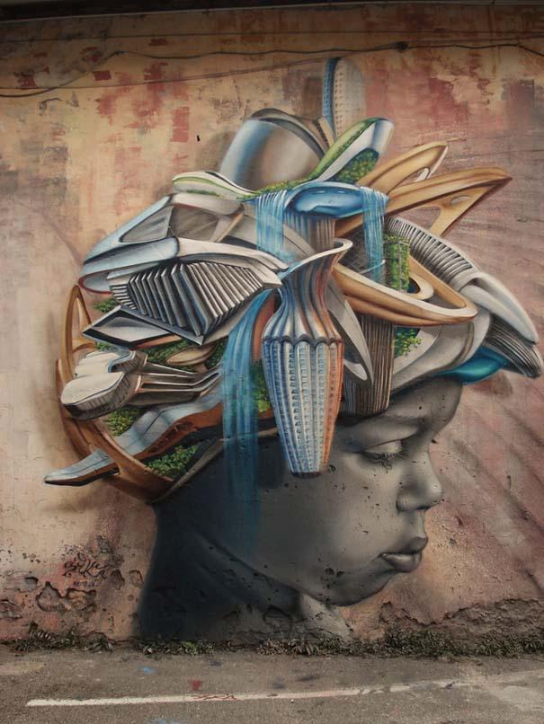 Εκπληκτικά δείγματα τέχνης του δρόμου απ' όλο τον κόσμο (29)