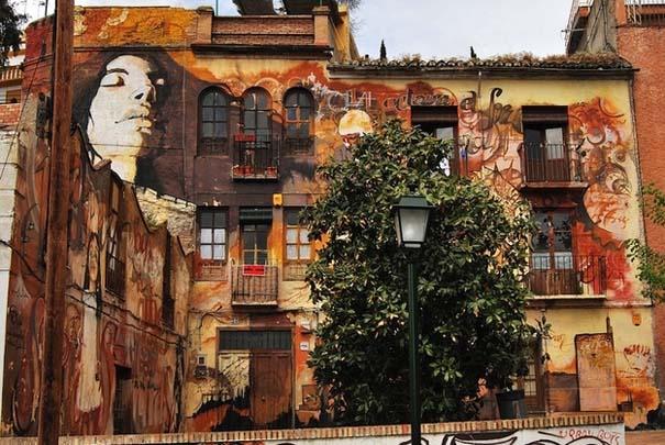 Εκπληκτικά δείγματα τέχνης του δρόμου απ' όλο τον κόσμο (30)