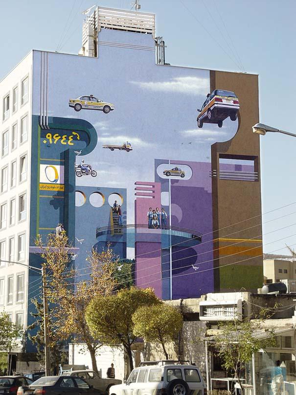 Εκπληκτικά δείγματα τέχνης του δρόμου απ' όλο τον κόσμο (31)