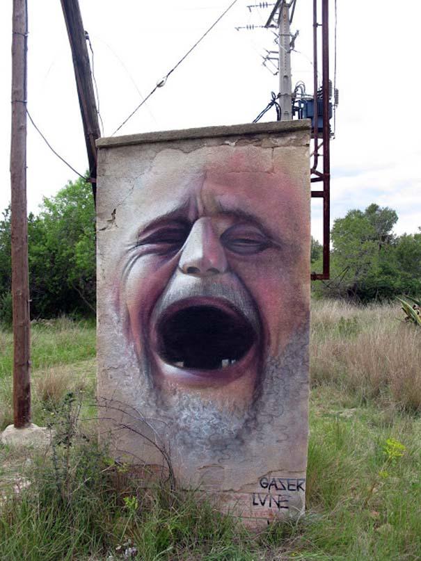 Εκπληκτικά δείγματα τέχνης του δρόμου απ' όλο τον κόσμο (37)