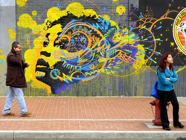 Εκπληκτικά δείγματα τέχνης του δρόμου απ' όλο τον κόσμο (39)