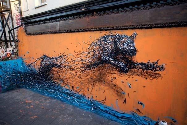Εκπληκτικά δείγματα τέχνης του δρόμου απ' όλο τον κόσμο (40)