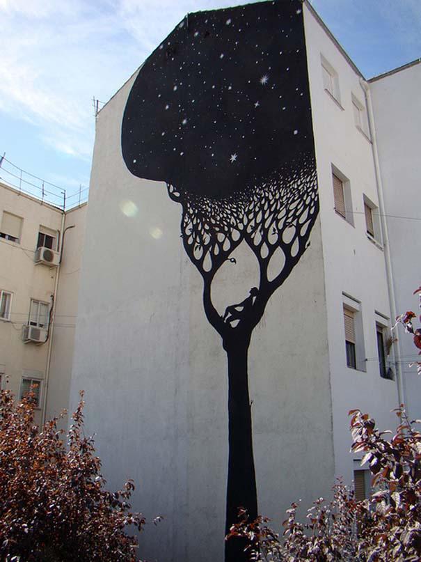Εκπληκτικά δείγματα τέχνης του δρόμου απ' όλο τον κόσμο (41)