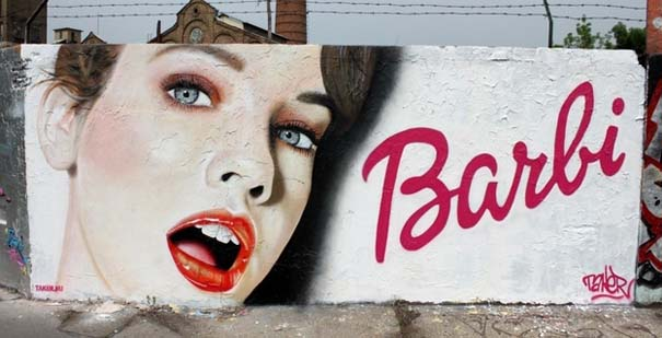 Εκπληκτικά δείγματα τέχνης του δρόμου απ' όλο τον κόσμο (42)