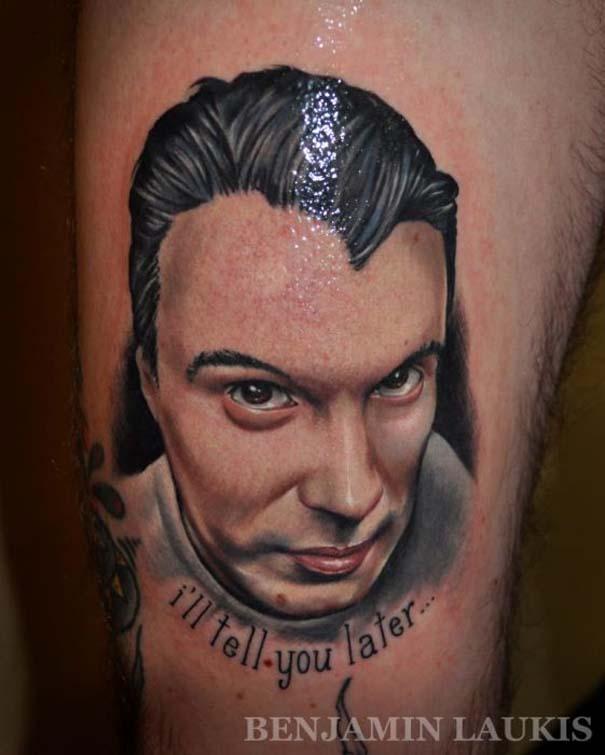 Εντυπωσιακά τατουάζ από τον Benjamin Laukis (5)