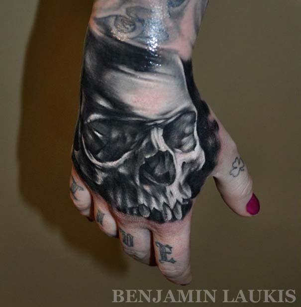 Εντυπωσιακά τατουάζ από τον Benjamin Laukis (7)