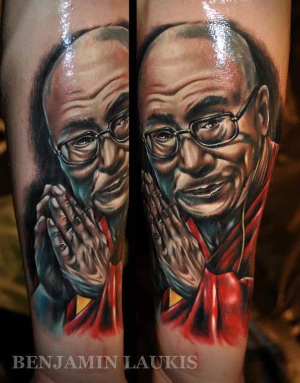 Εντυπωσιακά τατουάζ από τον Benjamin Laukis (10)