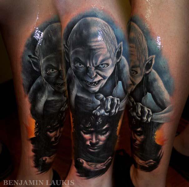 Εντυπωσιακά τατουάζ από τον Benjamin Laukis (12)