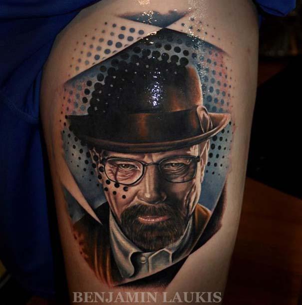 Εντυπωσιακά τατουάζ από τον Benjamin Laukis (22)