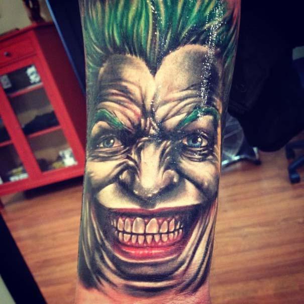 Εντυπωσιακά τατουάζ από τον Benjamin Laukis (23)