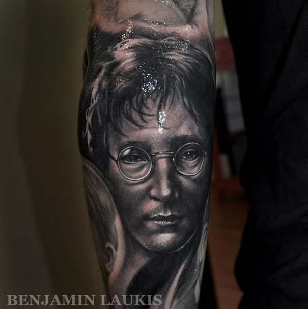 Εντυπωσιακά τατουάζ από τον Benjamin Laukis (29)