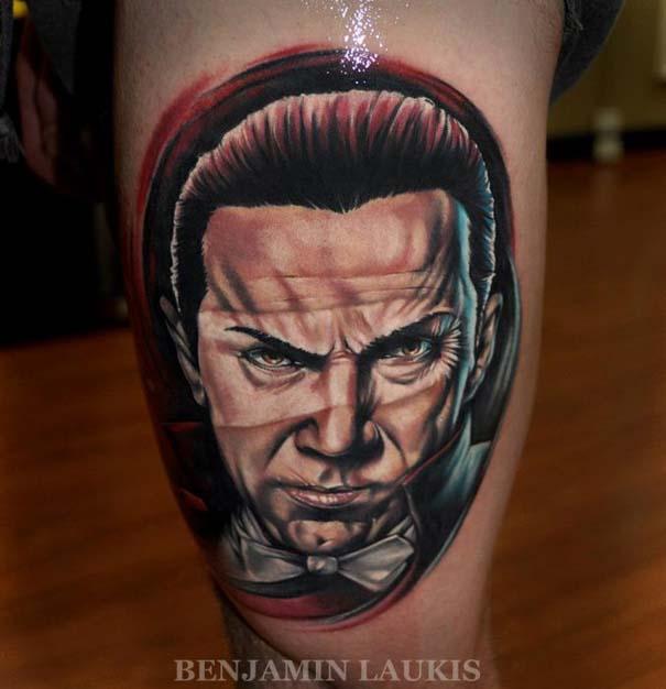 Εντυπωσιακά τατουάζ από τον Benjamin Laukis (31)