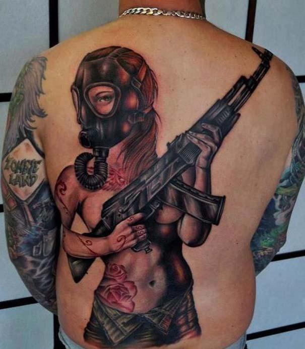 Εντυπωσιακά τατουάζ από τον Benjamin Laukis (36)