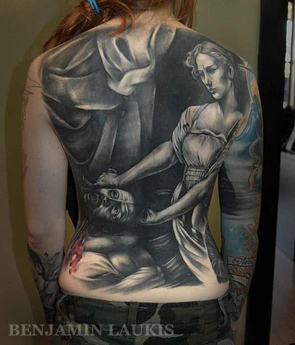 Εντυπωσιακά τατουάζ από τον Benjamin Laukis (40)