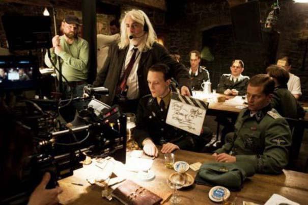 50 φωτογραφίες από τα γυρίσματα γνωστών ταινιών (29)