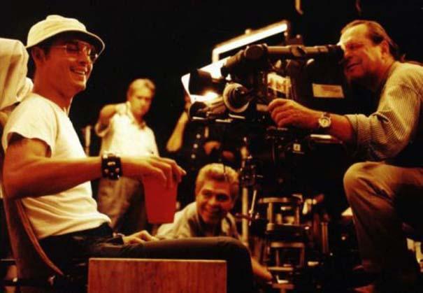 50 φωτογραφίες από τα γυρίσματα γνωστών ταινιών (31)