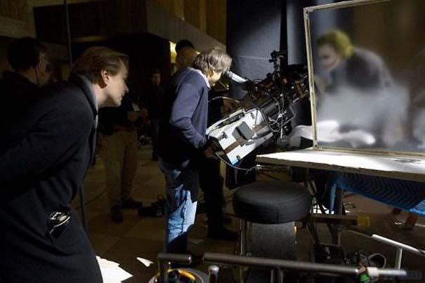 50 φωτογραφίες από τα γυρίσματα γνωστών ταινιών (33)