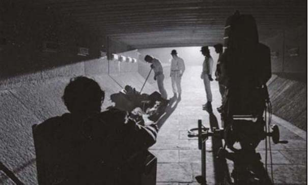 50 φωτογραφίες από τα γυρίσματα γνωστών ταινιών (36)