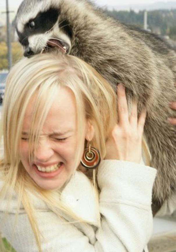 Γυναίκες και ζώα: Μια σχέση συχνά... επεισοδιακή! (3)