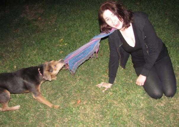 Γυναίκες και ζώα: Μια σχέση συχνά... επεισοδιακή! (10)