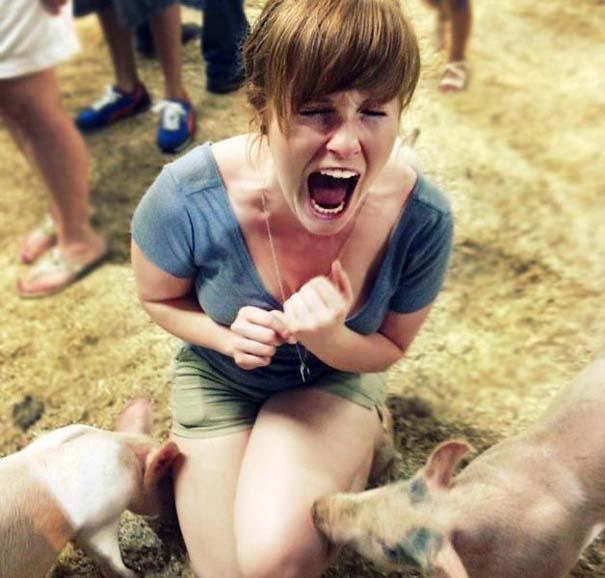 Γυναίκες και ζώα: Μια σχέση συχνά... επεισοδιακή! (26)