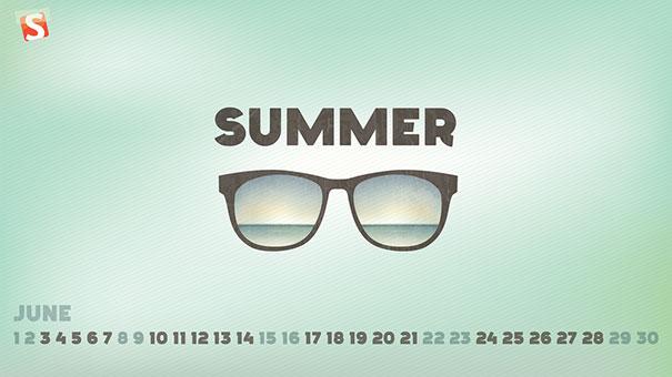 Wallpapers ημερολόγια Ιουνίου 2013 (3)