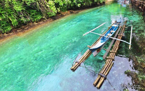 Μαγευτικό ποτάμι με κρυστάλλινα νερά (4)