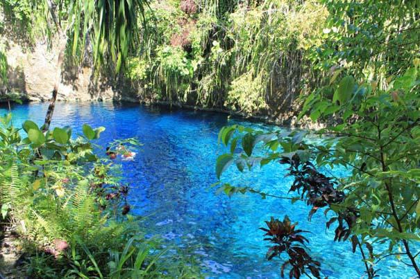 Μαγευτικό ποτάμι με κρυστάλλινα νερά (6)