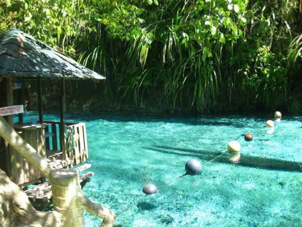 Μαγευτικό ποτάμι με κρυστάλλινα νερά (7)