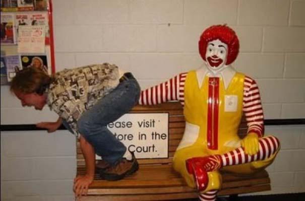 Παράξενα περιστατικά στα McDonald's (1)