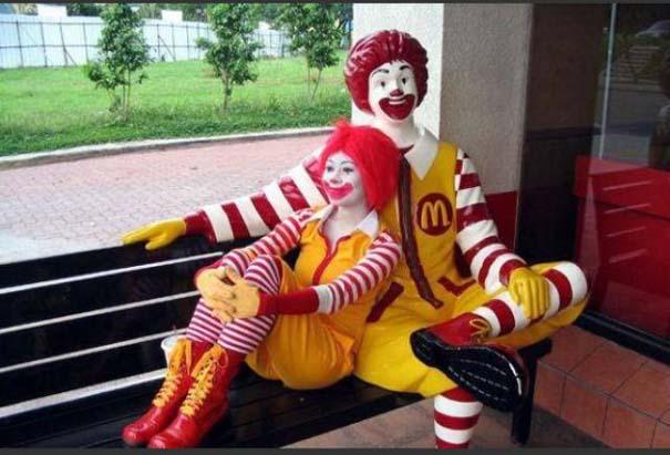 Παράξενα περιστατικά στα McDonald's (2)