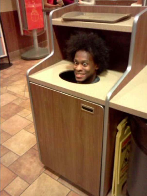 Παράξενα περιστατικά στα McDonald's (6)