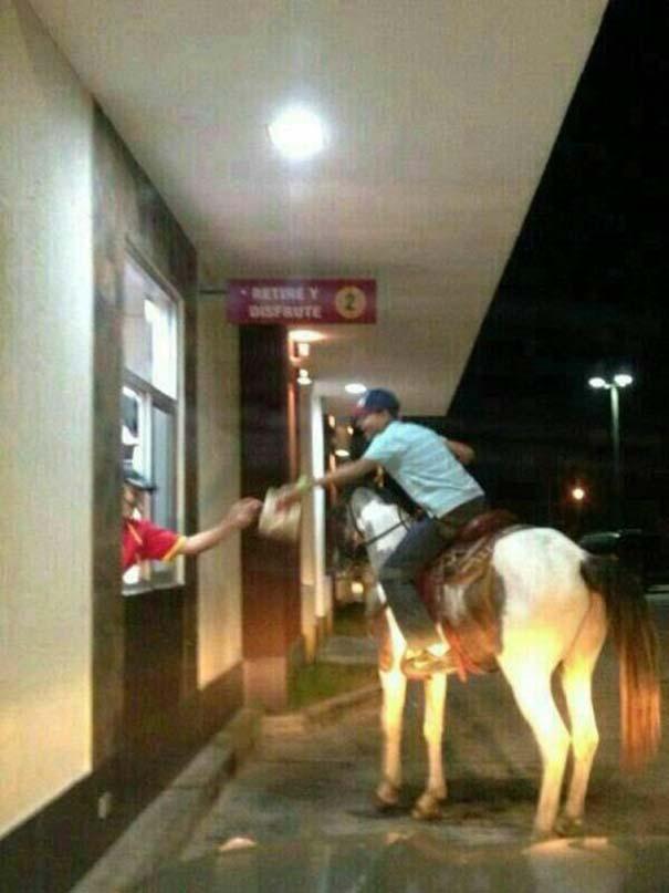 Παράξενα περιστατικά στα McDonald's (7)