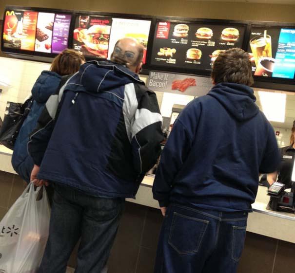 Παράξενα περιστατικά στα McDonald's (10)