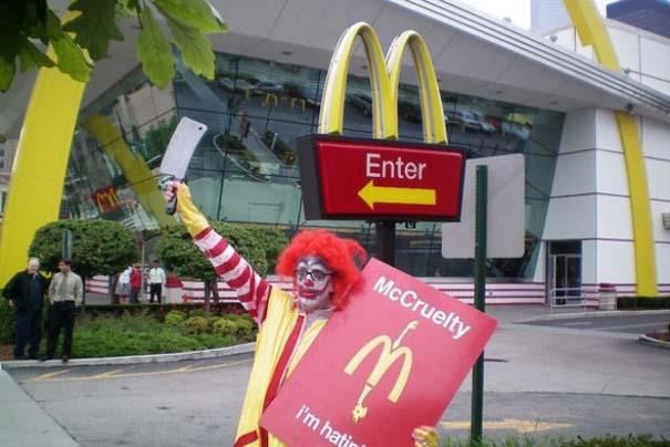 Παράξενα περιστατικά στα McDonald's (11)
