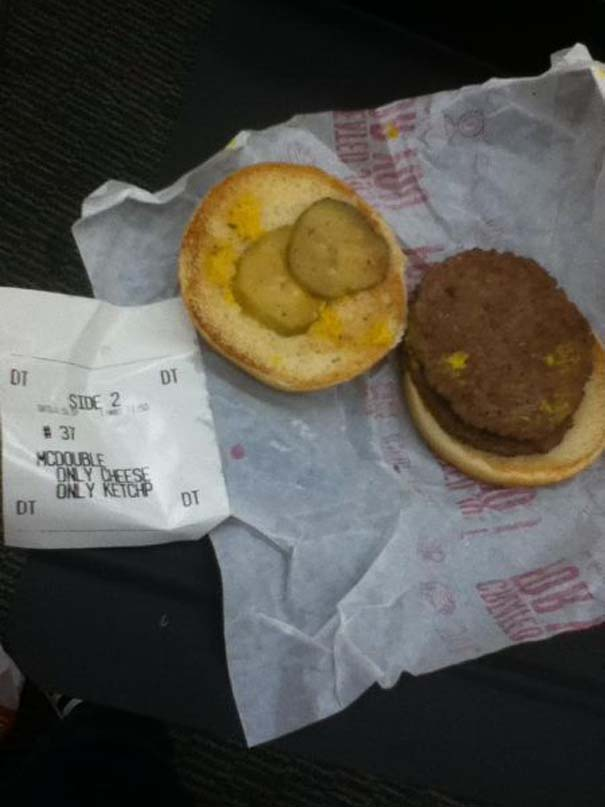 Παράξενα περιστατικά στα McDonald's (23)