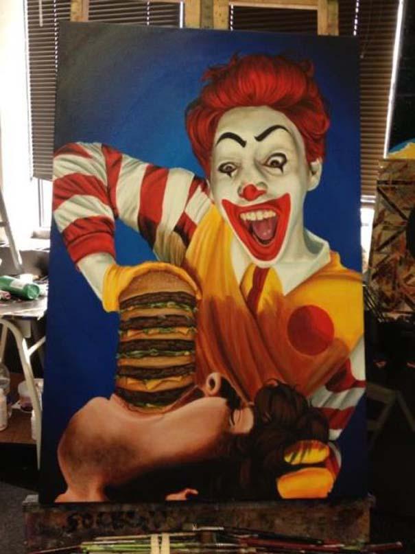 Παράξενα περιστατικά στα McDonald's (29)