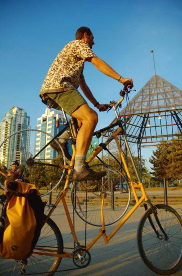 Παράξενα ποδήλατα (8)