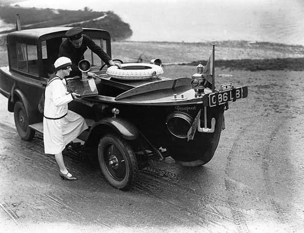 Παράξενα ρετρό οχήματα από το παρελθόν (1)