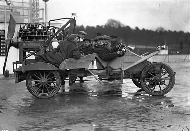Παράξενα ρετρό οχήματα από το παρελθόν (2)