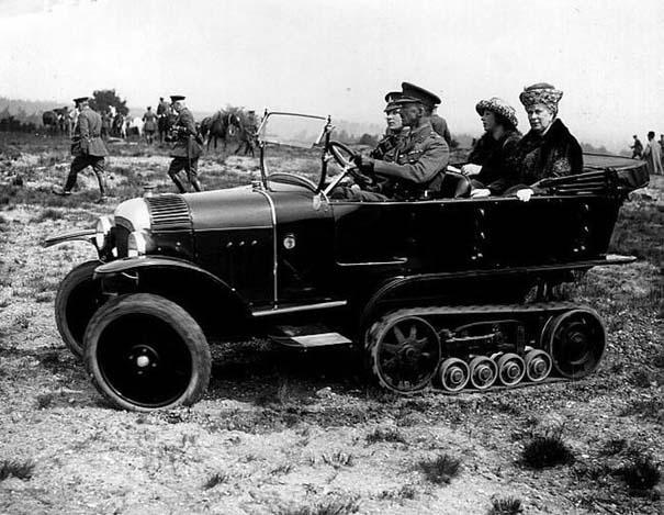 Παράξενα ρετρό οχήματα από το παρελθόν (3)