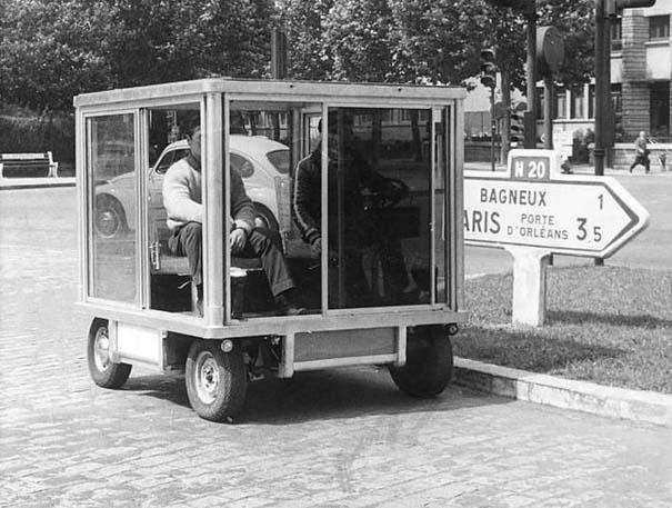 Παράξενα ρετρό οχήματα από το παρελθόν (4)