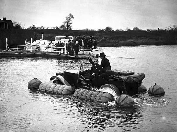 Παράξενα ρετρό οχήματα από το παρελθόν (5)