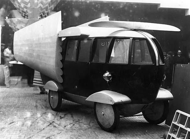 Παράξενα ρετρό οχήματα από το παρελθόν (6)