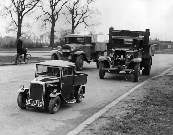 Παράξενα ρετρό οχήματα από το παρελθόν (7)
