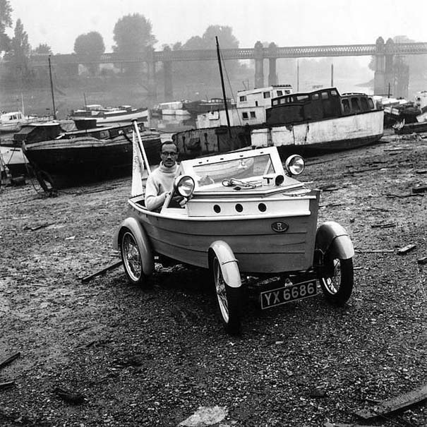 Παράξενα ρετρό οχήματα από το παρελθόν (11)