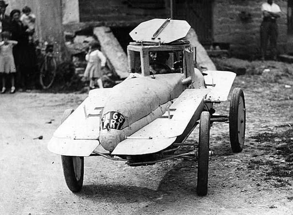 Παράξενα ρετρό οχήματα από το παρελθόν (17)